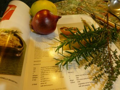 recipe Baggiana