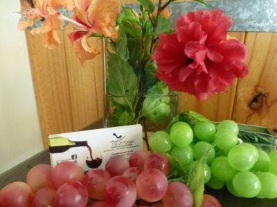2 Hibiscus, grapes CD -2