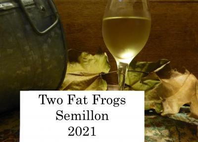 2 FAT FROGS SEM 2021